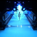 "Plato's Atlantis, Alexander McQueen's 2010 Spring/Summer show in Paris, which was the first ever catwalk show to be broadcast live over the internet, via SHOWstudio. Today 70% of all shows are streamed live. ""It was just a massive sea change,"" says Knight"