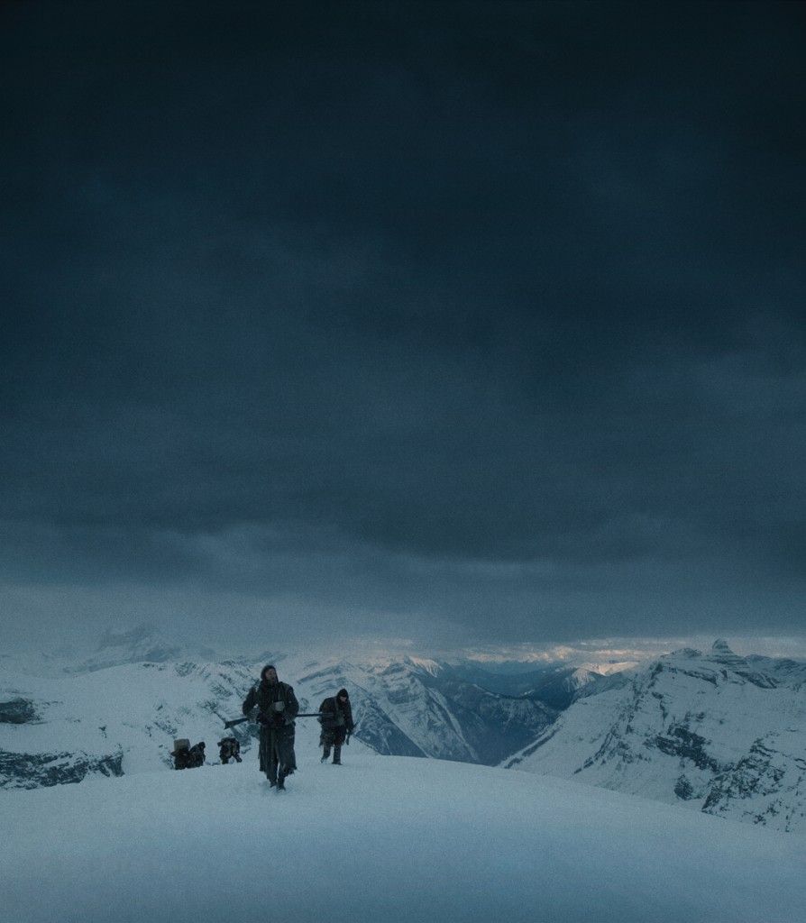 """""""It is important also to consider the conditions in which the filmmakers operated on The Revenant,"""" says Bares. Courtesy 20th Century Fox/Think Jam."""