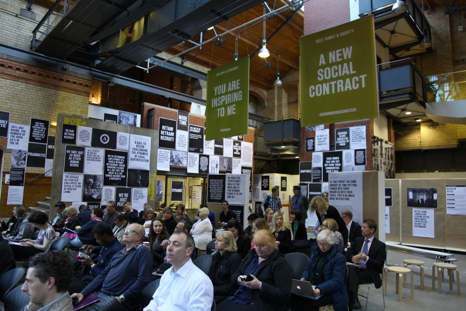 TAONR featured talks and workshops at the People's History Museum