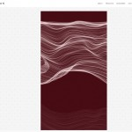 Knyttan's website enables customers to choose from a series of graphic designs, which they can then manipulate on screen before sending them to be knitted automatically