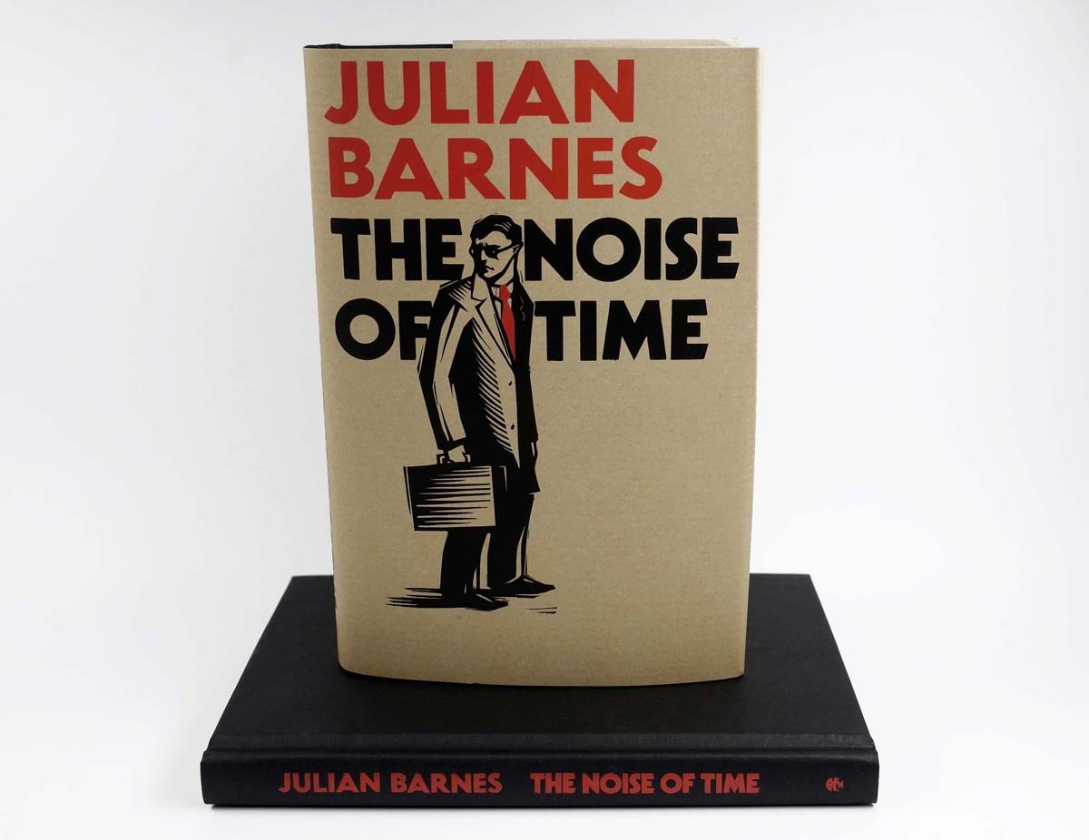 Julian Barnes in conversation with long-term designer, Suzanne Dean