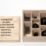 Fiona Banner, 'Table Stops', 2000. Glazed ceramic, boxed. Limited edition of 100. £2,250