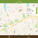 Humane Eating Project on iPad