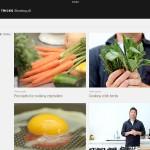 Jamie Oliver's iPad app