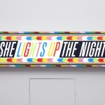 Top: By Morag Myerscough; Above: by Lakwena Maciver
