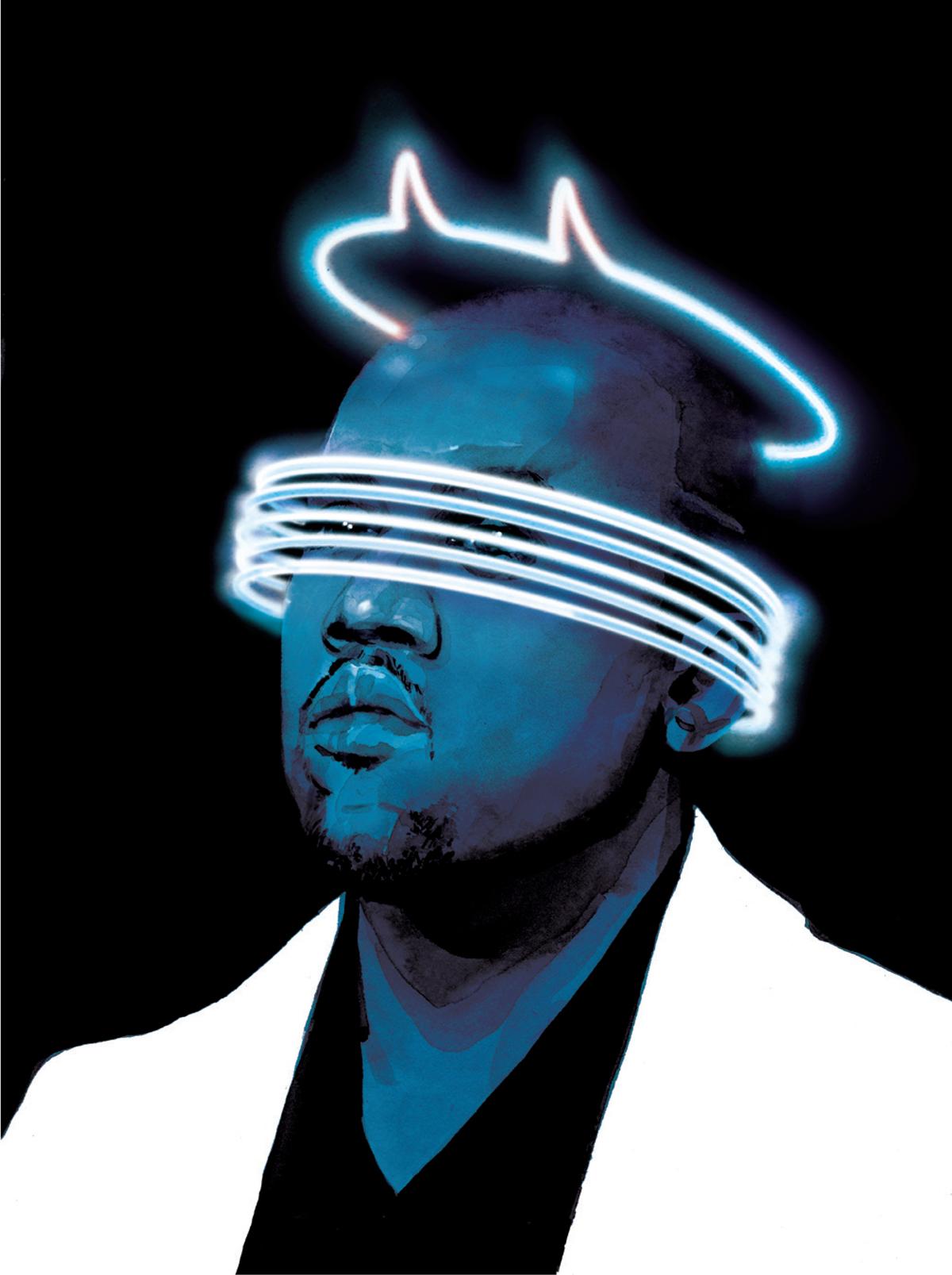 Kanye West, 2015