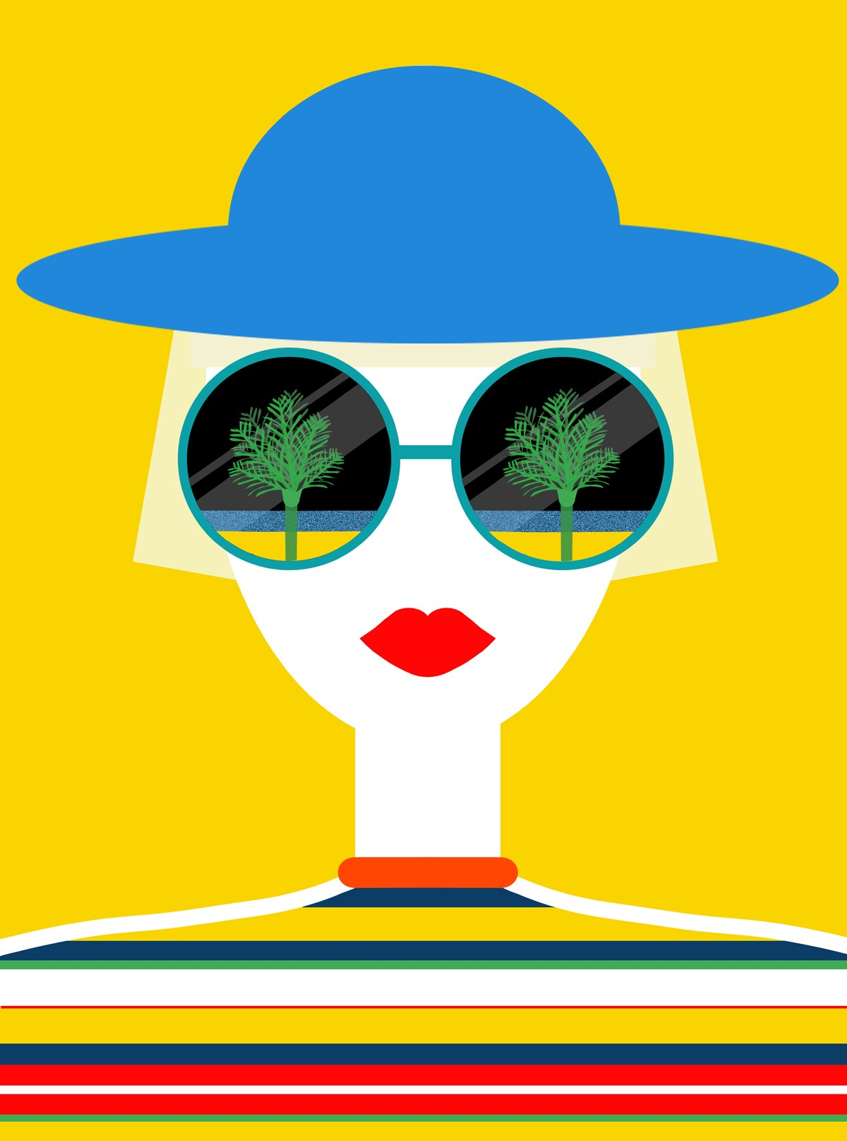 Ana Jaks (Anya Jackson), Sunglasses, One Year On New Designers 2016