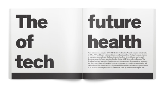The future of health tech: CR April 2016