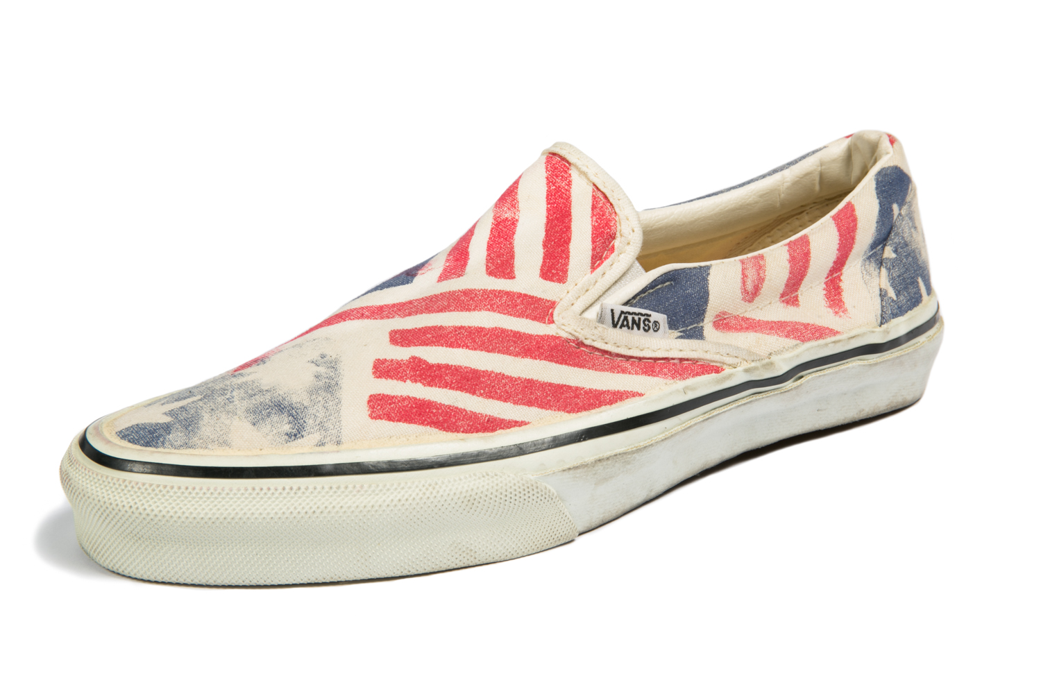 vans at 50 creative review vintage vans shoes the side stripe started out as a doodle by paul van doren who referred to it as a jazz stripe and has since become a hallmark of the