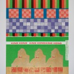 Eduardo Paolozzi, King Kong King Kong from Moonstrips Empire News, 1967. Courtesy YSP © The Eduardo Paolozzi Foundation