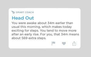 From the Jawbone Smart Coach app