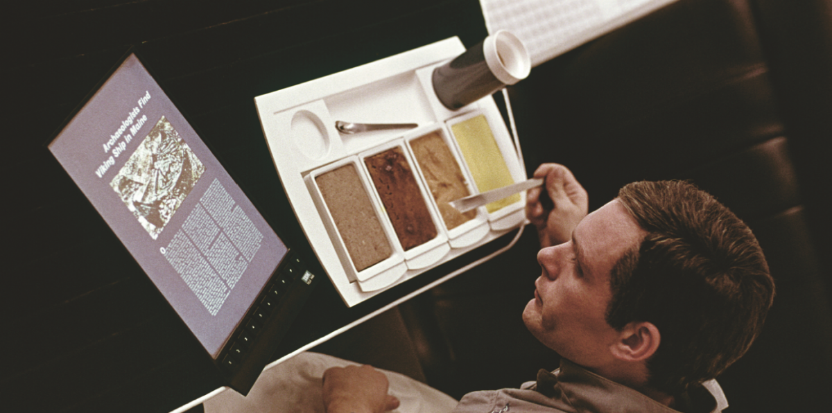 From the Newspad to a multi-channel media  – what 2001: A Space Odyssey got right about our future