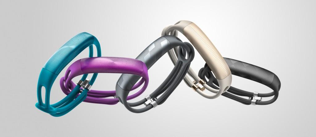 The Jawbone UP2 Rope range