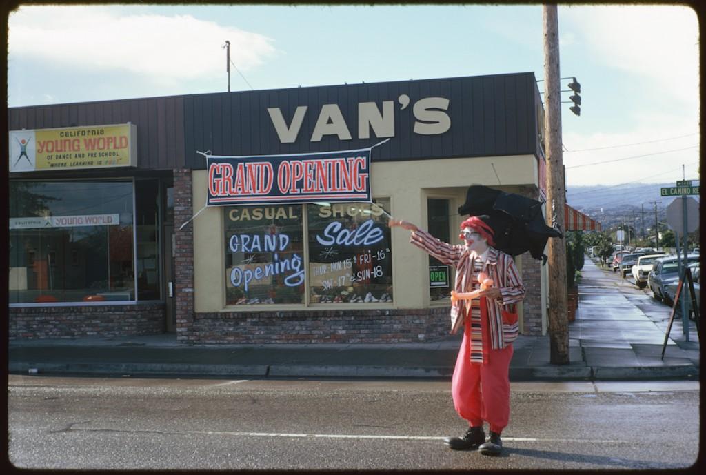 Vans Store 1973