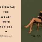 Posters from Thinx's recent ad campaign