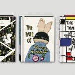 The five new covers in the Fashion Designers Collection