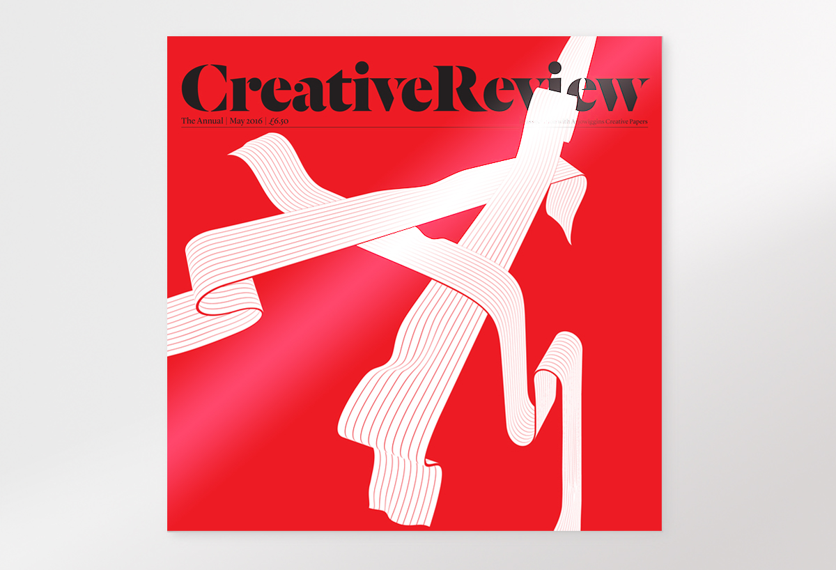 CR May 2016 cover. Illustration by Charles Williams (makeup.org)