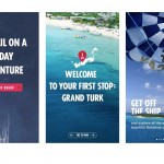 Carnival Cruises campaign using Facebook Canvas