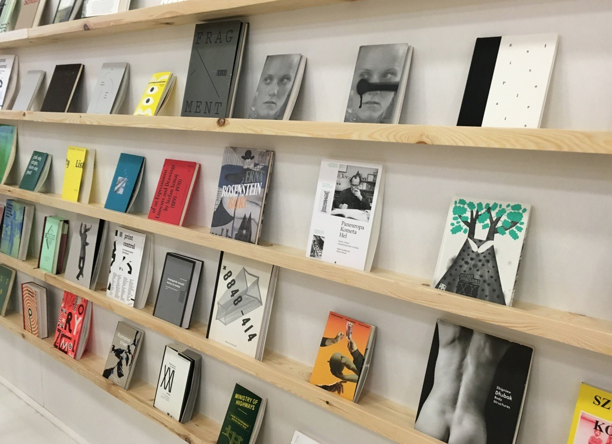 The best in Polish book design at LBF 2016