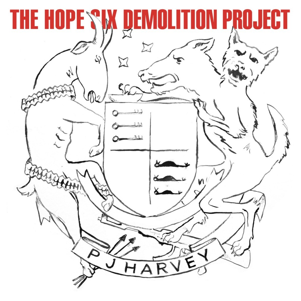 Front cover of The Hope Six .