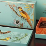 Fortnum and Mason packaging by Design Bridge with Timorous Beasties
