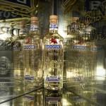 Booth's gin bottle by Design Bridge