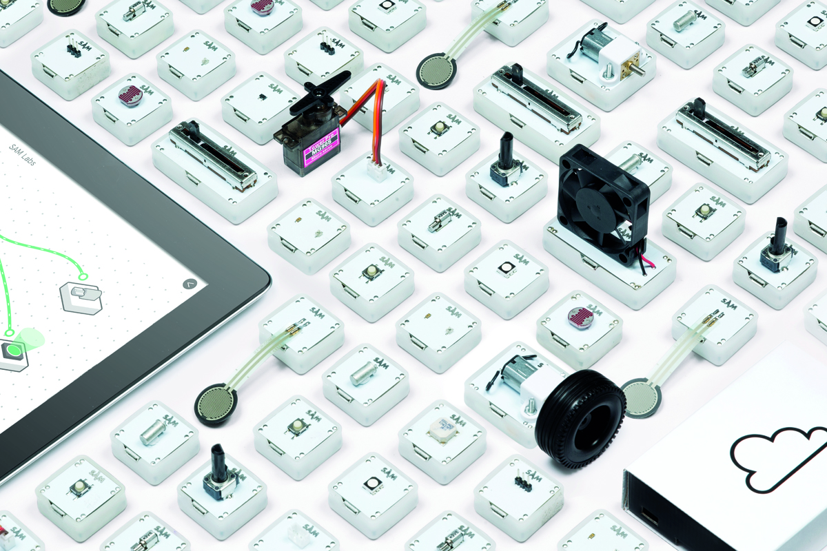 SAM labs 'internet of things' toolkit