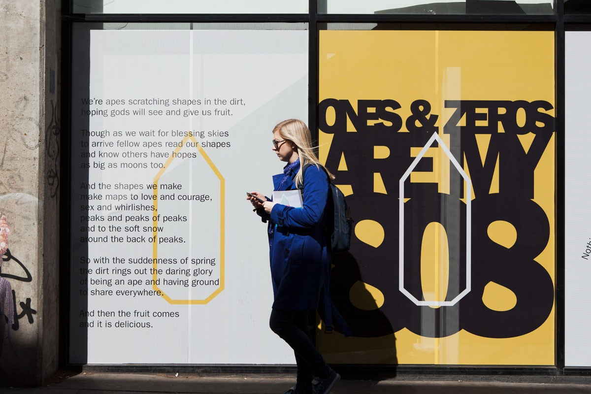 The Beautiful Meme's identity for D&AD Festival