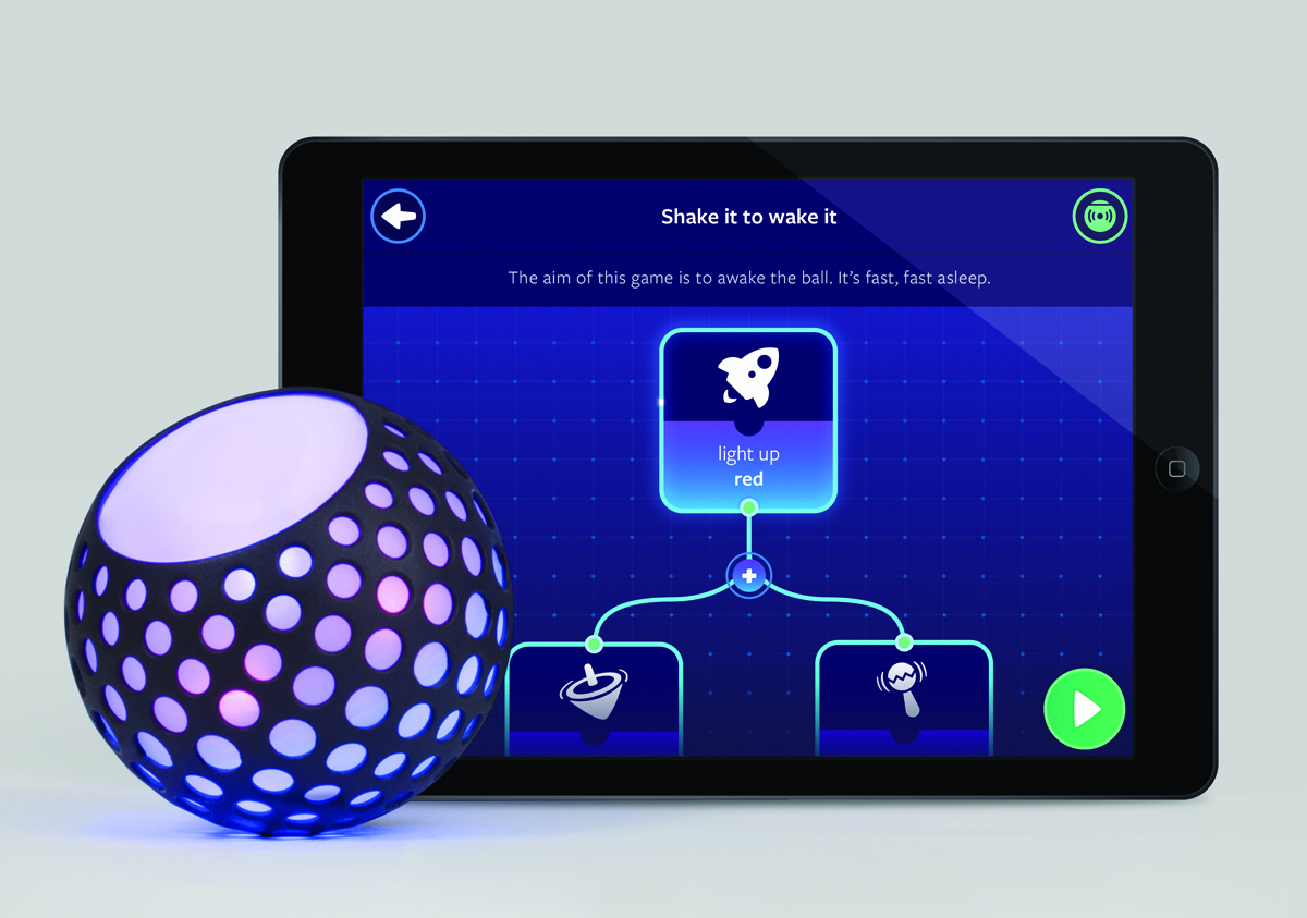 Hackaball for iPad