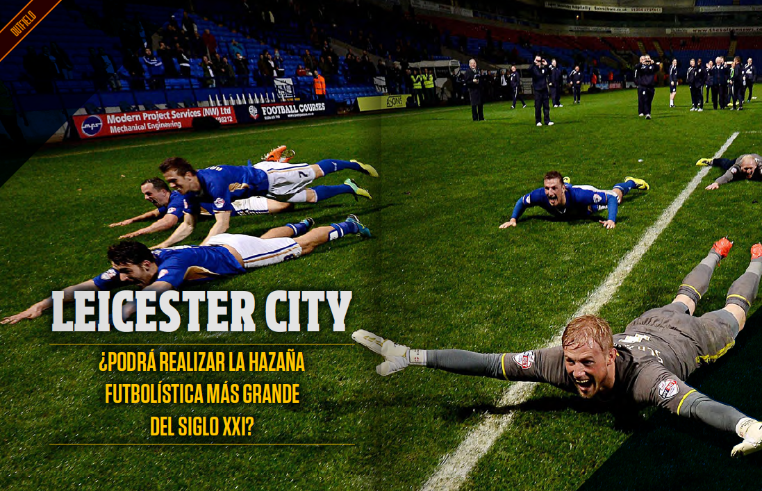 Play Off covers the remarkable rise of Leicester City in its March 2016 issue