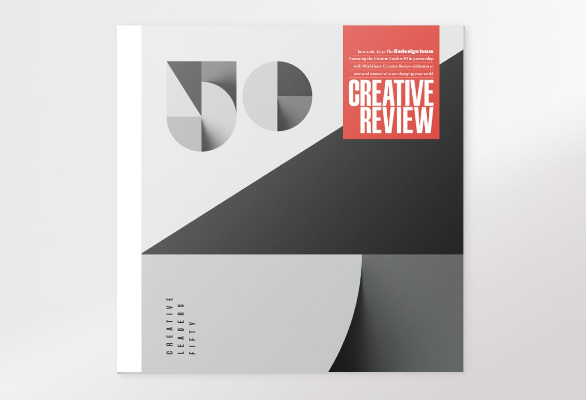 CR June: new issue, new look and the Creative Leaders 50
