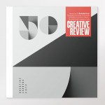 CR June cover, featuring our Creative Leaders 50 identity created by Sawdust