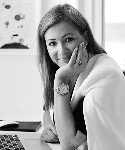 Georgia Fendley, one of the 2016 creative leaders 50 selected by creative review