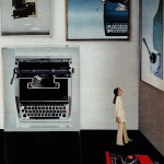 Olivetti exhibition at ICA
