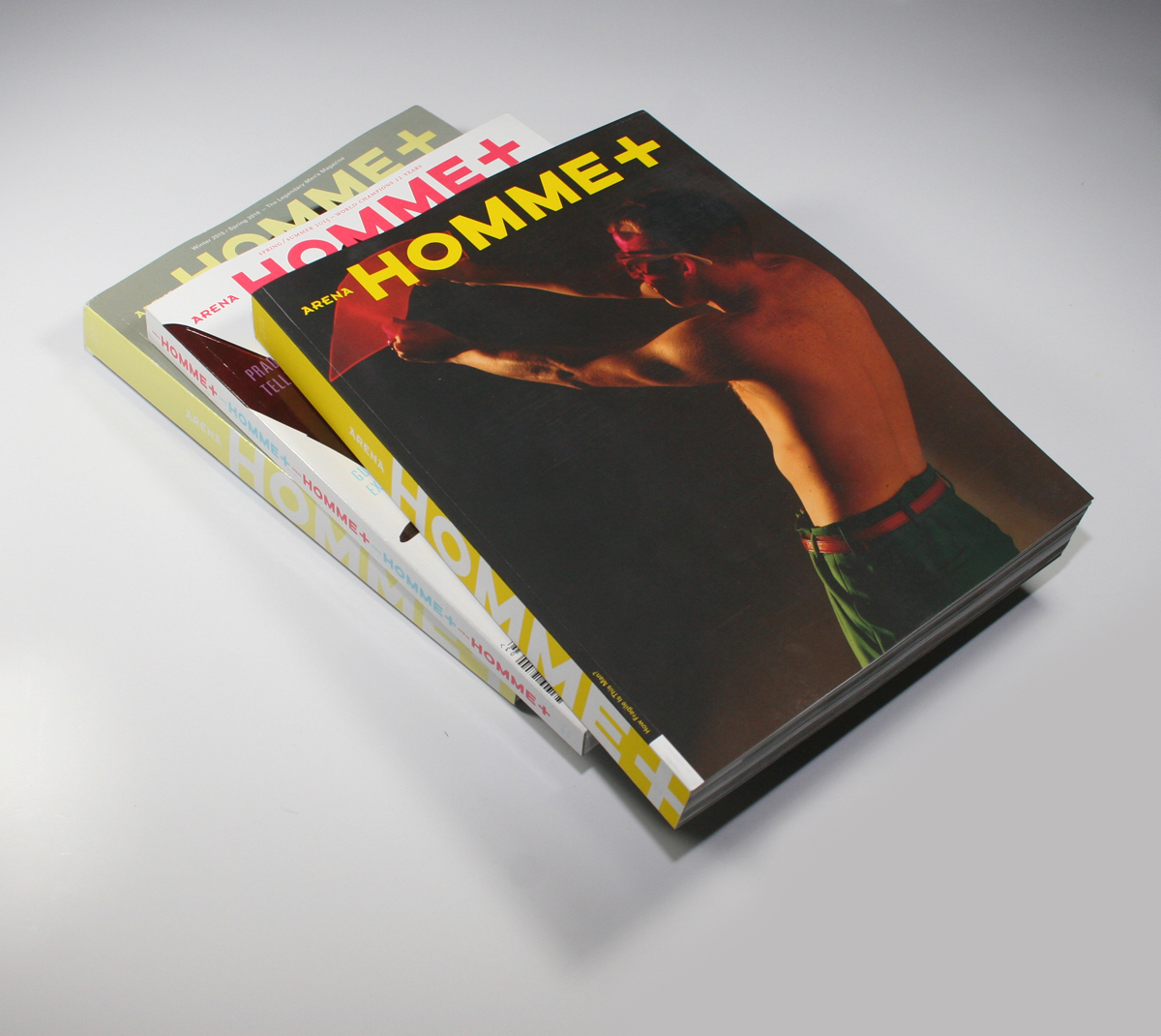 Arena Homme+ S/S 2015