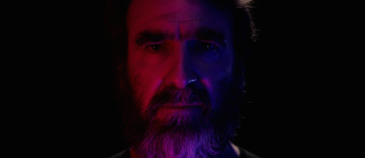 Eric Cantona is directed by Nadav Kander in new ITV sports ad