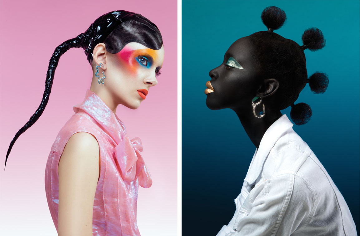 Hear Maisie Cousins and Isamaya Ffrench discuss their work and inspiration