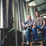 An image of BrewDog owners and founders james watt and Martin Dickie