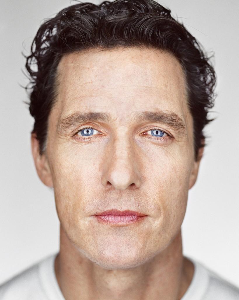 Mathew McConaughey By Martin Schoeller © Martin Schoeller CAMERAWORK, Berlin