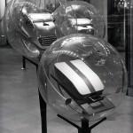 Olivetti Showroom, Barcelona – Spain, designed by BBPR (1965). Photo: F. Català Roca. Courtesy of Navone Associati, Milan
