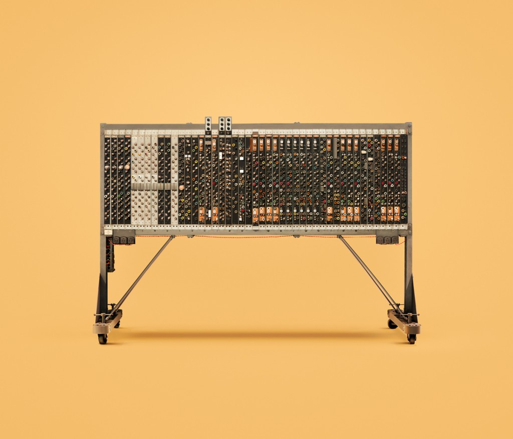 The Pilot Ace, one of the first computers built in the UK. Designed by Alan Turing, and built by the National Physical Laboratory (NPL) in the early 1950s