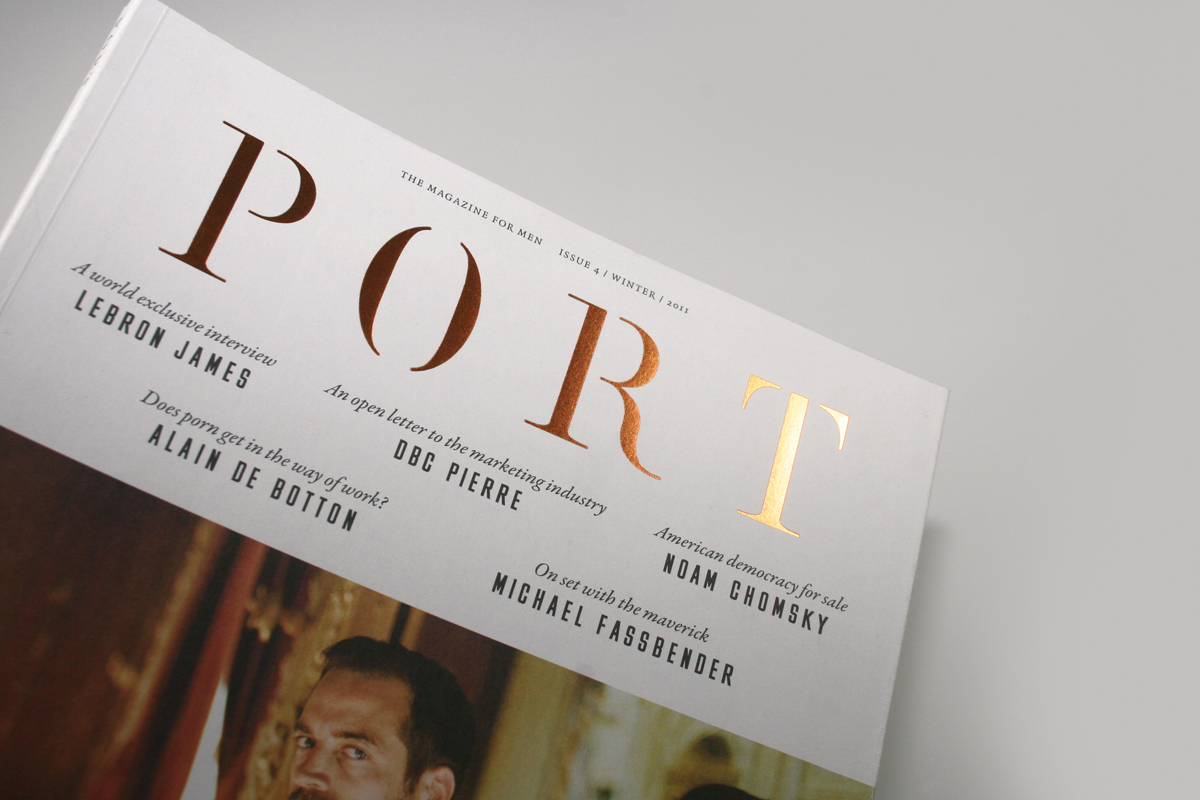 Port, issue 4