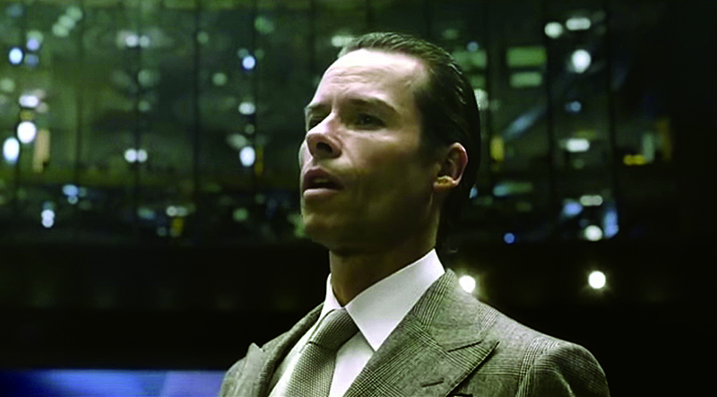 Guy Pearce as Peter Weyland delivers a TED Talk in one of the trailers for Ridley Scott's Prometheus (2012)
