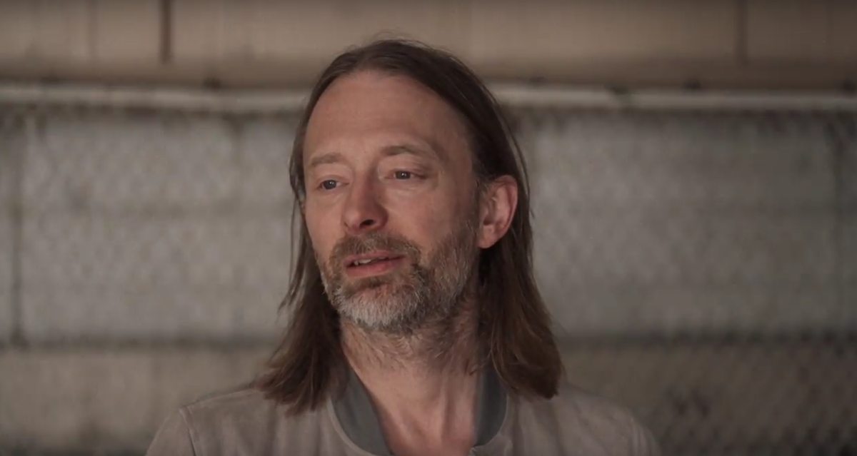 Paul Thomas Anderson directs new Radiohead video