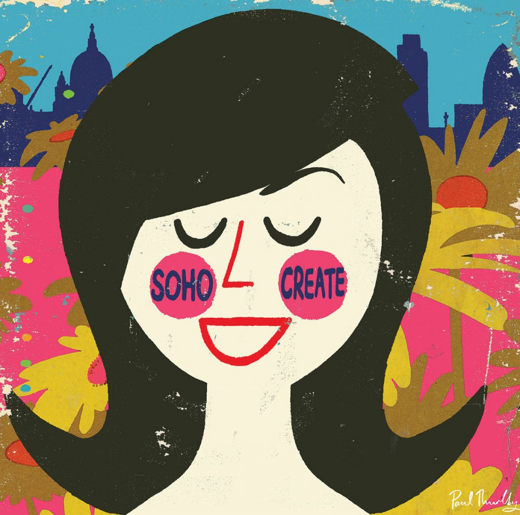 Paul Thurlby for SohoCreate