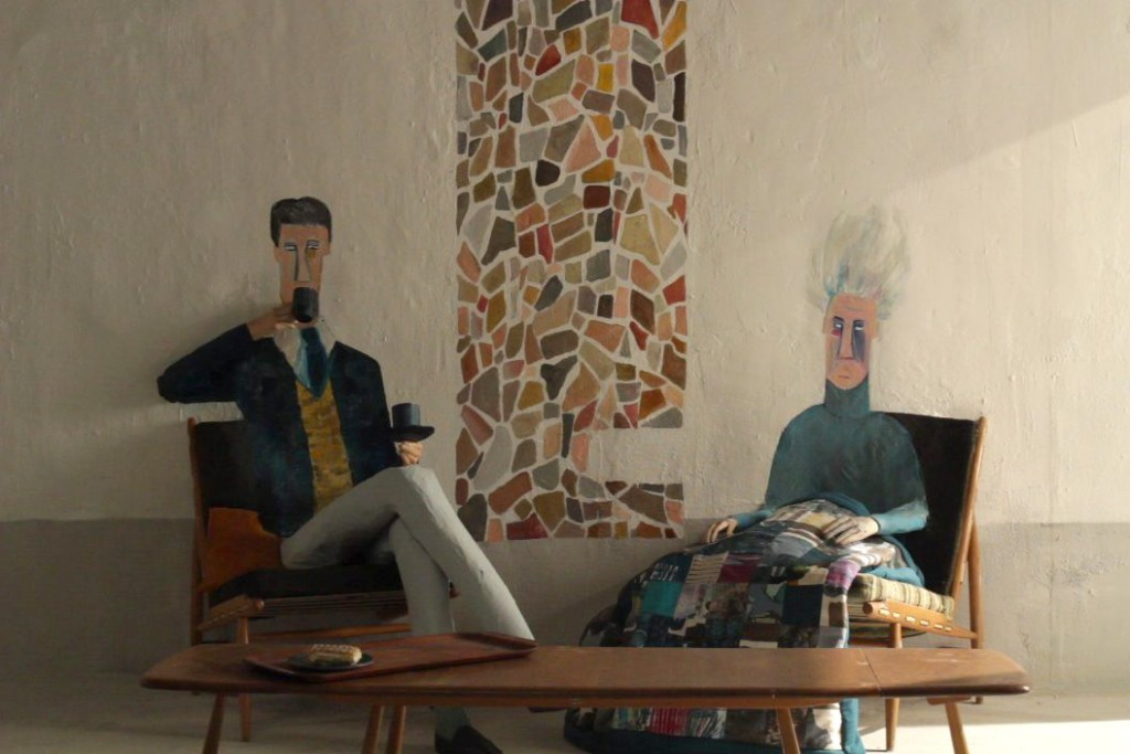 The Bigger Picture, Daisy Jacob's moving stop-motion animation about loss and caring for a relative