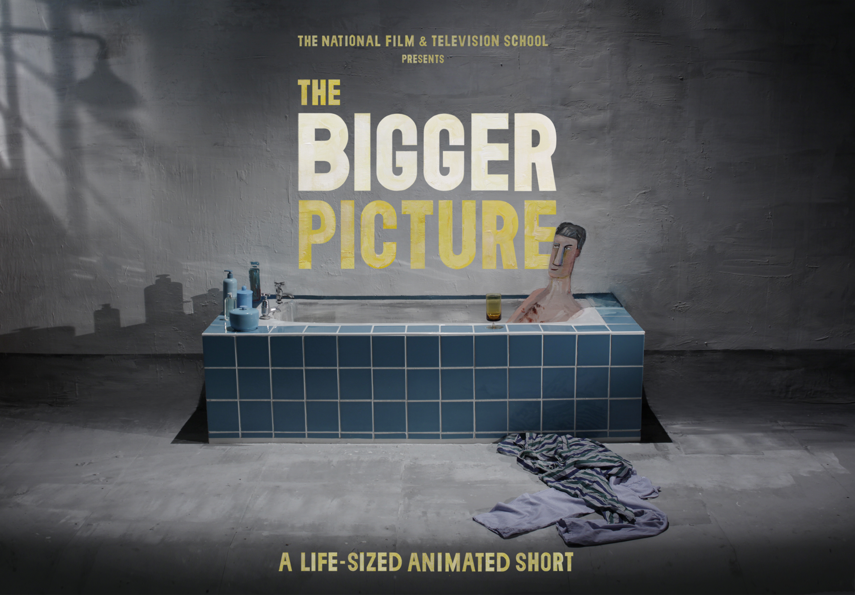 The Bigger Picture Film Poster 2