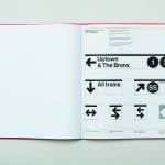 Pages from the New York City Transit Authority Graphics Standards Manual , featured on CR for being a successful graphic design kickstarter project
