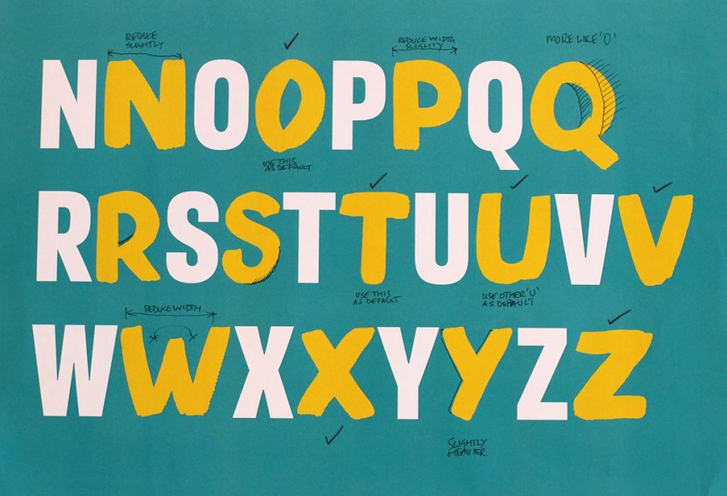 typeface capital script sans