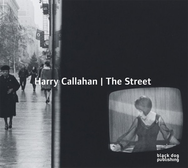 Cover of Harry Callahan: The Street, published by Black Dog